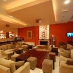 Ahilion Lounge Fireplace