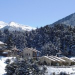 GeorgiosV Chalet Snow View