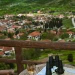 Azanias Chalet View