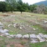 Archaeological Site Ancient Kleitora