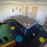Melampous Tennis Table