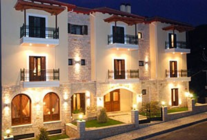 Aristarchos Apartments